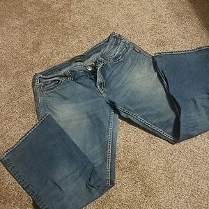 Siver jeans size 14 / 30